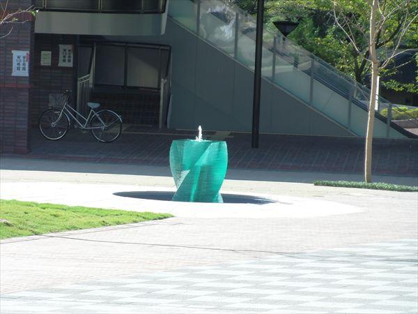 名古屋某学校噴水施設